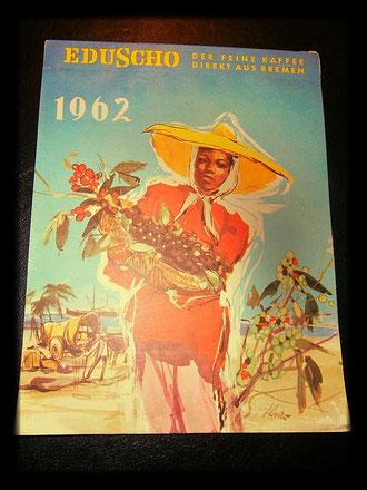 Eduscho Kalender 1962