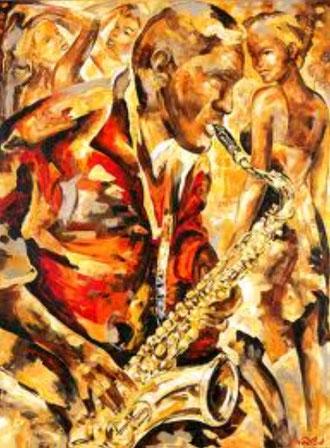 Das Saxophon - mein Instrument