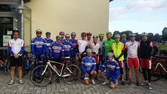 Sportler des Radsportverein Wyhl & Lauftreff Endingen