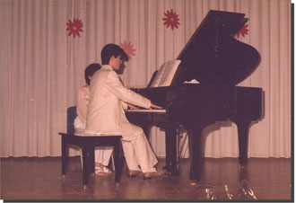Maurizio Palmieri concerto giovanissimo