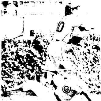 Larry Bowa leaps over Chicago catcher Tim Blackwell to complete a first-inning double play.