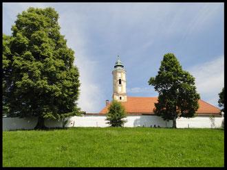 Im 1618 gegründeten Kloster Reutberg wird seit 1677 Bier gebraut.