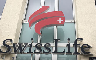 Swiss Life BU spontane Anzeigepflicht