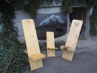 Trapper-Stuhl