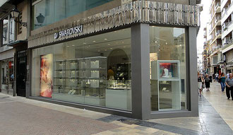 Schmuck-Boutique Swarovski in Gandia, Calle Mayor, 15, Valencia, Spanien