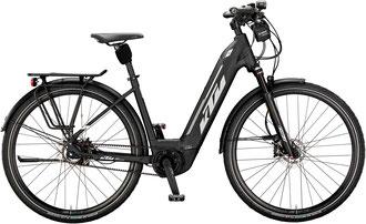 KTM Macina City e-Bikes 2018