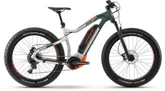 Haibike XDURO Fatsix e-MTB Lifestyle e-Bike 2020