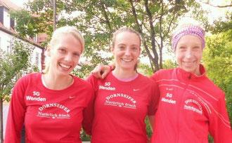 Steffie Bröcher, Verena Dreier, Sandra Klein