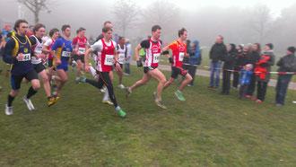 Start Männer Langstrecke (weitere Fotos:  unten)