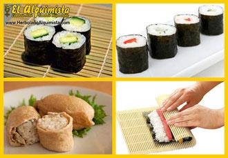 Sushi - Herbolario el Alquimista Arrecife Lanzarote