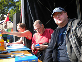 lesung linkes wort, volksstimmefest 2010, grassl, bartmer, lasselsberger
