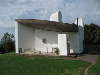 Moderne Kirchenarchitektur