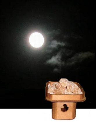 月見甘納豆 ↑画像クリックで拡大