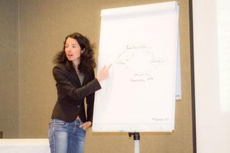 Katrin Gühne: Lösungen statt Anschuldigungen