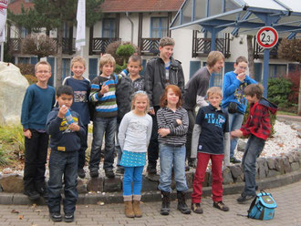 Rotenburger Teilnehmer der Stadtmeisterschaft