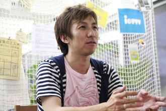 株式会社tritrue 代表取締役:寺田 真介 氏
