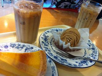 久留米ドトールコーヒー