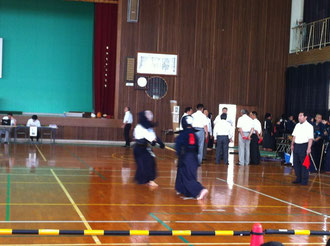 八女地区剣道中体連