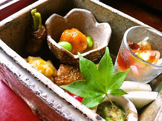 阿蘇かまど季節のお料理