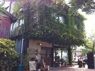 佐賀県諸富町ウッドスタイルカフェ