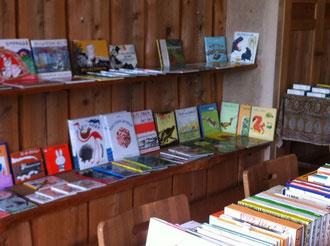 子どもの本や出張販売