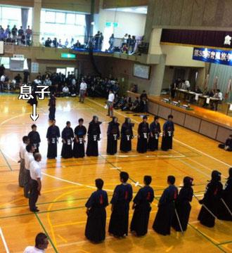 第35回青風旗少年剣道大会