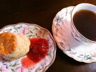 糸島香房フルーレの紅茶スコーン