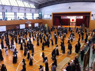 第36回天神旗少年剣道大会