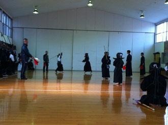 剣志館トーナメント戦