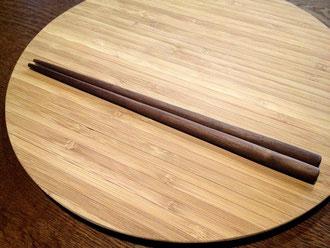 木のお箸作り教室