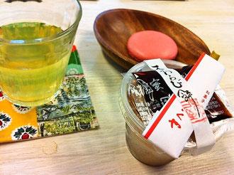 菊屋のわらび餅