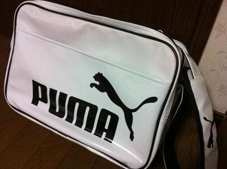 息子のスポーツバッグ