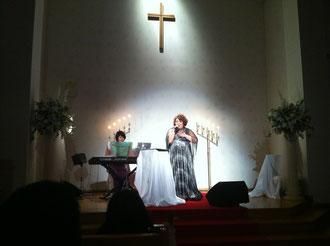 多恵子チャペルコンサート