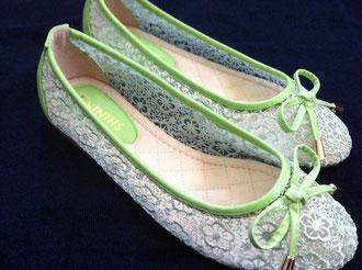 子ども達が母の日にプレゼントしてくれた靴