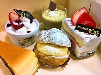 フランス菓子16区
