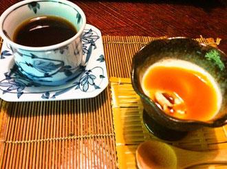 平山温泉やまと旅館豆乳プリン