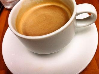ビストロタケノヤ アフターコーヒー