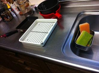 片付いたキッチン