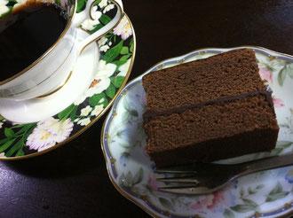 ホテルオークラ特製チョコレートケーキ