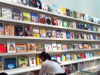 福音館書店60周年記念コーナー