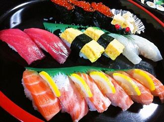 八女市福寿司サーモン