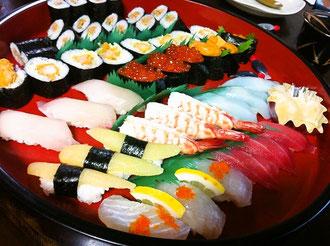 八女市福寿司