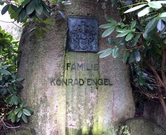 Familiengrab Konrad Engel