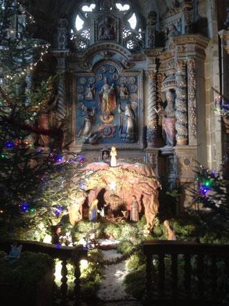 Krippe St.Ronan Locronan*