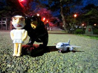 初飛行に使用した飛行機はコレ!