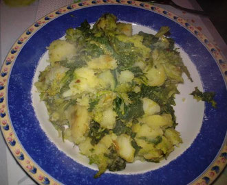 Broccoli e patate