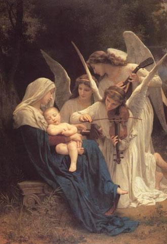 BOUGUEREAU - Canzone degli angeli