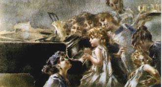 CONCONI - Concertista precoce