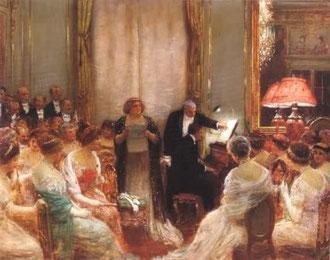 JEAN BERAUD - Concert Privée