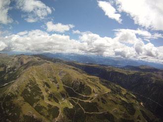 Der gestriege Tag in Südtirol